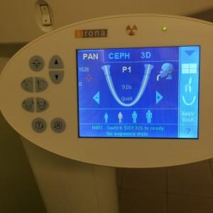 tomograf dentystyczny 3D
