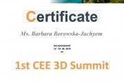 Ms. Barbara Borowska Jachyem Cerec Dubrownik 180x120 - CEREC w Krakowie – bez wycisku, na jednej wizycie