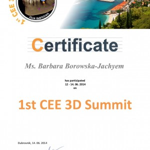 Ms. Barbara Borowska Jachyem Cerec Dubrownik 300x300 - Implants