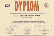 CCF20160425 00049 e1461607752377 180x120 - Krakowski dentysta: lek. dent. Barbara Borowska-Jachym