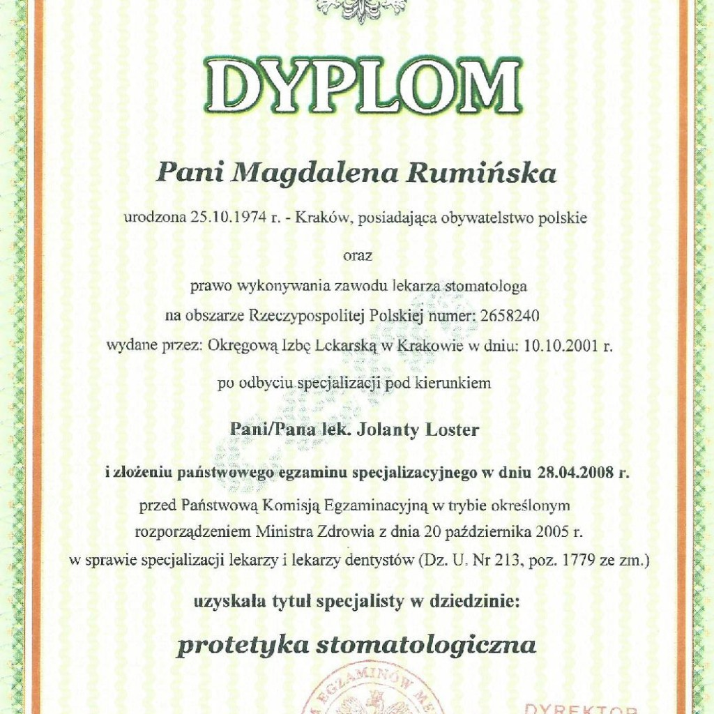 Document page 001 e1461250294137 1024x1024 - Dr Magdalena Rumińska
